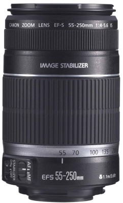 Buy Canon EF-S 55 - 250 mm f/4-5.6 IS II Lens: Lens