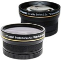 Polaroid .43X Hd Wide Angle Lens  Lens (Black, 52)