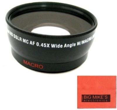 Big Mike s 52Mm Wide Angle Lens For Nikon Digital Slr Cameras