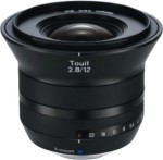 ZEISS Touit 2.8/12 X mount