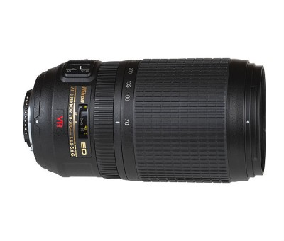 Buy Nikon AF-S VR Zoom-Nikkor 70 - 300 mm f/4.5-5.6G IF-ED (4.3x) Lens: Lens