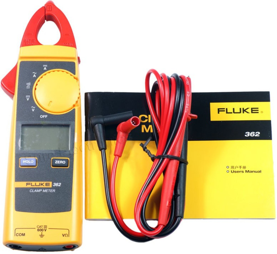 Fluke Digital Clamp Meter Price Fluke 362 Clamp Meter
