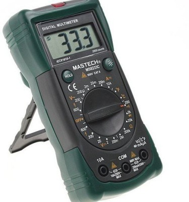 MS-8233C Digital Multimeter
