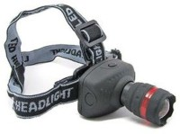DivineXt Head Light Flash Light LED Zoom Head Light Head Lamp High Power Long Range LED Headlamp Multicolor
