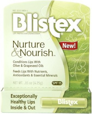Blistex Lip Balms Blistex Nurture & Nourish Natural