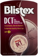 Blistex Lip Balms Blistex DCT Daily Conditioning Treatment Natural