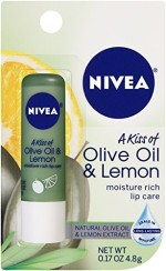Nivea Lip Creams Nivea A Kiss Of Olive And Lemon Lip Care