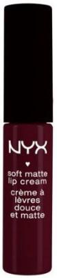 NYX Cosmetics Soft Matte Lip Cream Copenhagen 10 Ml (Ice Queen - 160)