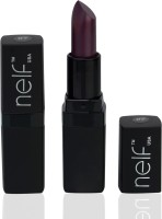 Nelf Plum Sexy Velvet Touch Lipstick 4.2GM 4.2 G (VT07 Plum Sexy)