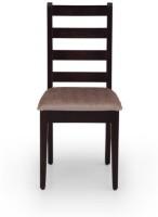 Jivan Solid Wood Dining Chair (Set Of 1, Finish Color - Walnut Brown) - DNCEA4F4YR7Z93UG