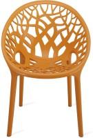 Nilkamal Crystal Plastic Living Room Chair (Finish Color - NA)