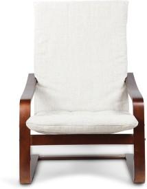 HomeTown Nero Chair Beige Fabric Living Room Chair
