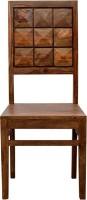 Jivan Solid Wood Dining Chair (Set Of 1, Finish Color - Walnut Brown) - DNCEAYRR9YAXVZKN