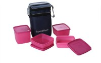 Signoraware Director Special Lunch Box With Bag 4 Containers Lunch Box (2050 Ml)