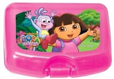 Buy Dora Plastic Lunch Box: Lunch Box