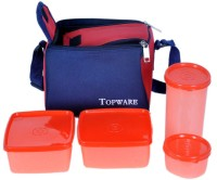Topware TP05 4 Containers Lunch Box: Lunch Box