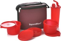 Signoraware 521 Combo Executive (Medium) 4 Containers Lunch Box (1580 Ml)