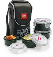 Cello Max Fresh Click 4 Containers Lunch Box: Lunch Box