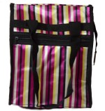 Yark Lunch Boxes Y303pinkstripes
