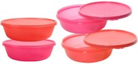 Tupperware SS Bowl 1000 Ml 4 Containers Lunch Box (1000 Ml)