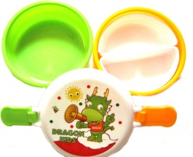 Optimum Deal Imperial Cute For Kids 4 Containers Lunch Box