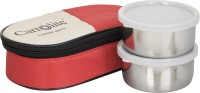 Carrolite Classic Red (400 Ml) 2 Containers Lunch Box (400 Ml)