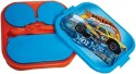 Hot Wheels Polypropylene Lunch Box: Lunch Box