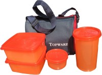 Topware Cntp205 4 Containers Lunch Box: Lunch Box