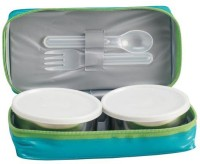 Milton Mini 2 Containers Lunch Box (300 Ml)