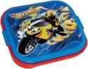 Hot Wheels Polypropylene Lunch Box: Lunch Box