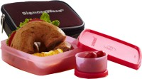 Signoraware 518 2 Containers Lunch Box (390 Ml)