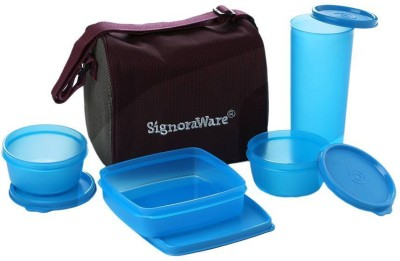 Signoraware Best Jumbo 3 Containers Lunch Box (1250 Ml)