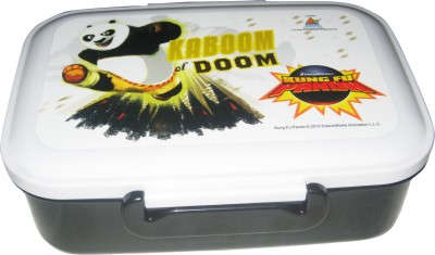 Kung Fu Panda Plastic Lunch Box