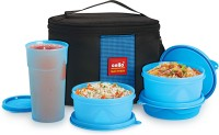 Cello COM 000000 4 Containers Lunch Box (375 Ml)