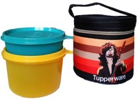 Tupperware Junior Rocker 2 Containers Lunch Box (650 Ml)