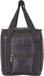 Yark Lunch Boxes 301 Black Lunch Bag
