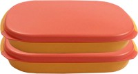 Tupperware Kom702 2 Containers Lunch Box: Lunch Box