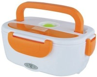 Anything & Everything Portable Electric Lunch Box & Tiffin Office With Spoon/ With Cable 1 Containers Lunch Box (1050 Ml)