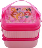Priya Exports Princess Lunch Box 2 Containers Lunch Box