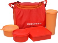 Tupperware Best 4 Containers Lunch Box: Lunch Box