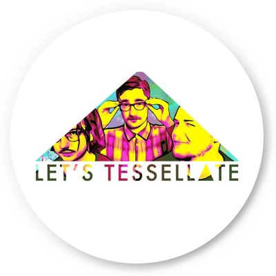 PosterGuy Let's Tessellate Alt J Inspired Pop Art Music Pop Art