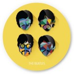PosterGuy Beatles Pop Art Design | Fan Art Music Artist Fan art