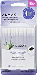 Almay Makeup Removers Almay Oil Free Eye Makeup Remover Eraser Sticks