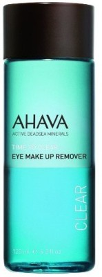 AHAVA Makeup AHAVA Time to Clear Eye Make Up Remover, 4.2 fl. oz.