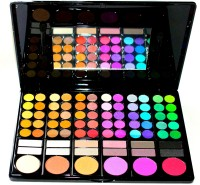 Beauty Of Life Professional 78 Shades Eyeshadow,Blush Palette.02 (Pack Of 1)