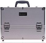 Shany Makeup Kits Shany Silver Aluminum Makeup Case