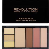 Makeup Revolution London Protection Palette Light (Pack Of 7)
