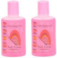 Coloressence Nail Polish Remover Pack Of 2 (50 Ml) (Pack Of 2)