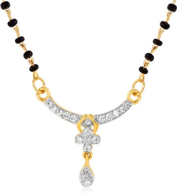 Mahi Numinous Alloy, Brass Mangalsutra