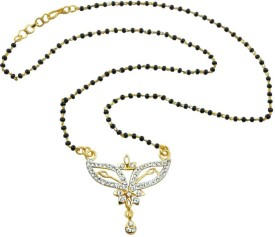 Aakshi Dedication to Love You Forever Alloy Mangalsutra